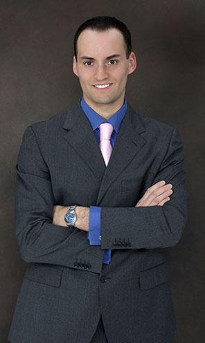 Assistant Professor Marcello Canova