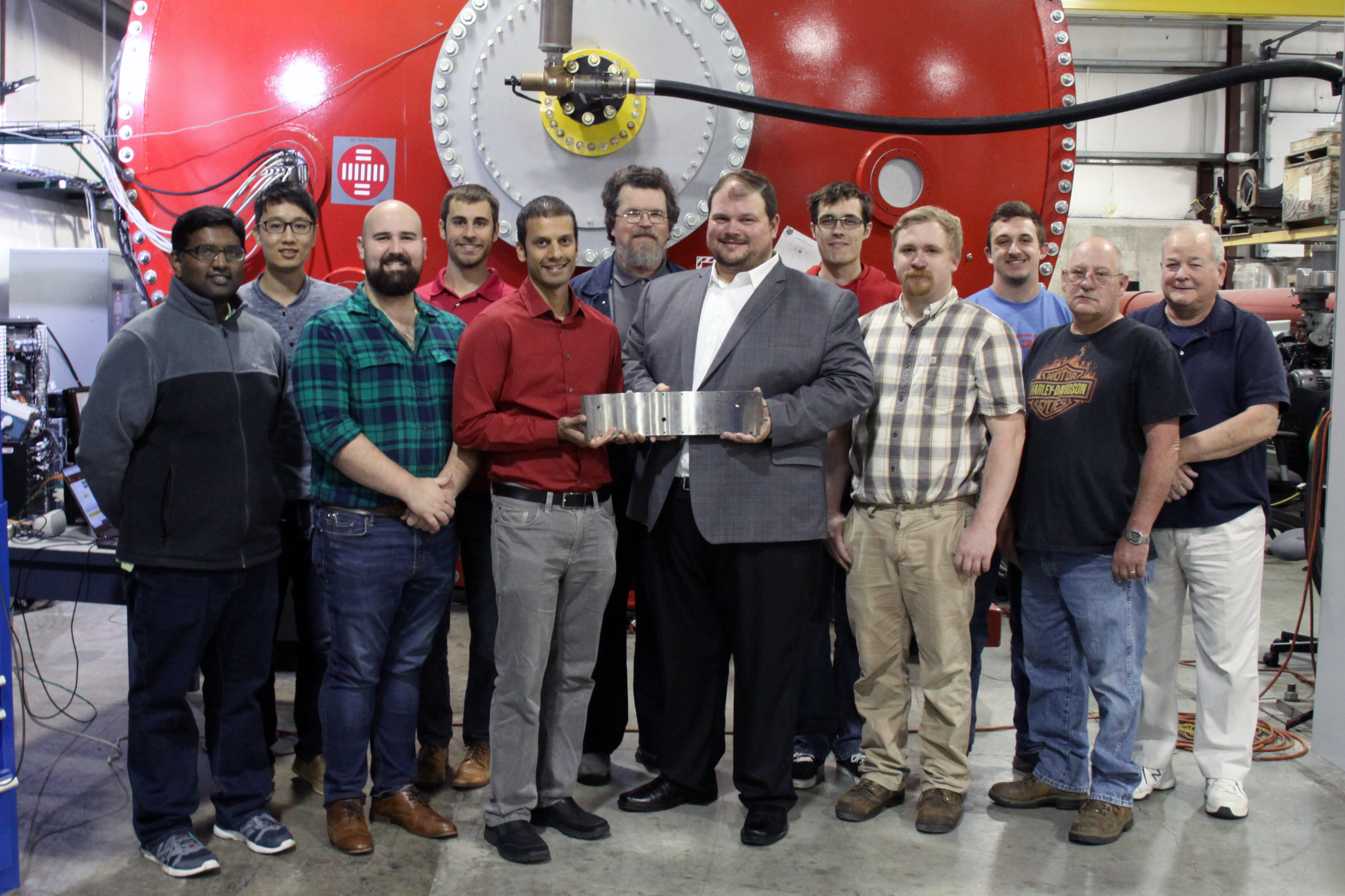 New Pratt & Whitney Center of Excellence expands gas turbine