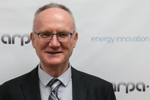 Chris Atkinson, professor of mechanical and aerospace engineering